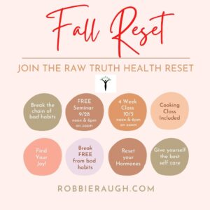 Fall reset your health